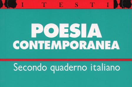 II Quaderno italiano di poesia contemporanea - 1
