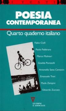 Quarto quaderno italiano di poesia contemporanea - 2