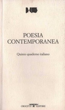 Quinto quaderno italiano di poesia contemporanea - 2