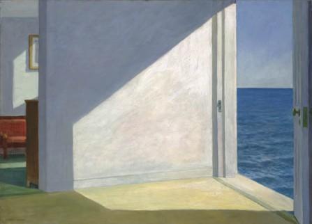 Mark Strand-Edward Hopper. Un poeta legge un pittore