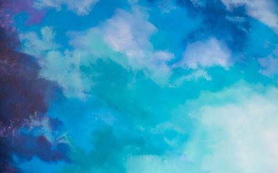 Inchiostro blu