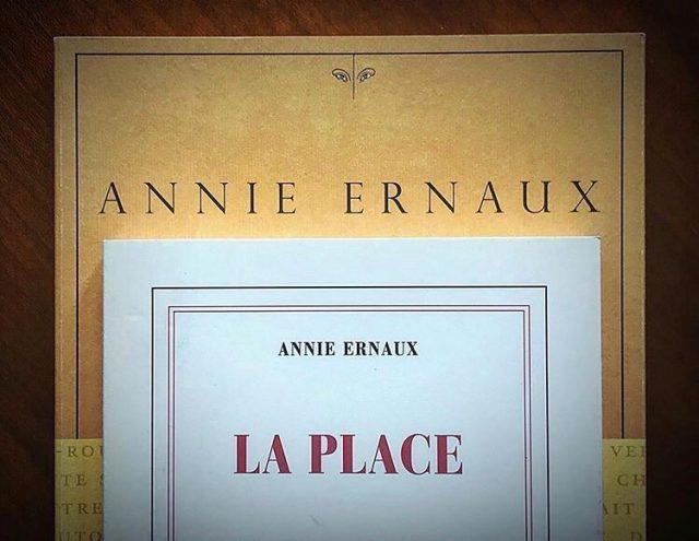 """La scrittura e il tradimento. """"Il posto"""" di Annie Ernaux"""