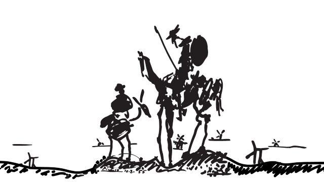Andrea De Alberti, La cospirazione dei tarli. L'universo di Don Chisciotte