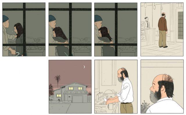 Morire in Piedi: Adrian Tomine e la vita minima