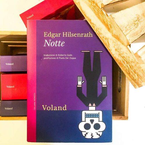La disumanità delle vittime in Notte di Edgar Hilsenrath