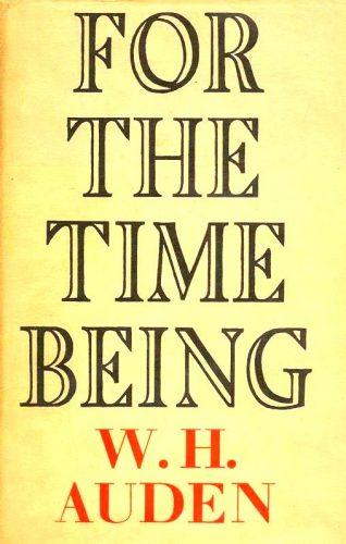 Wystan Hugh Auden, I tre magi
