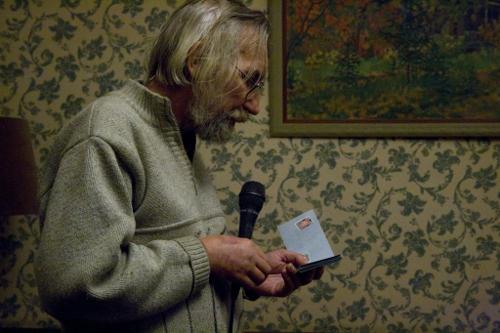Nikolaj Bajtov, Adempio onestamente il mio dovere di poeta…