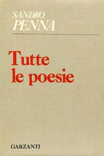 Sandro Penna, La lezione di estetica