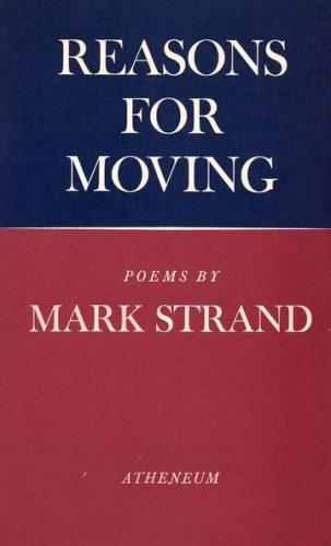 Mark Strand, Mangiare poesia