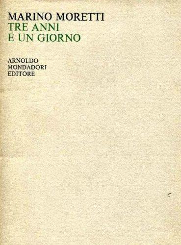 Marino Moretti, Libreria di paese