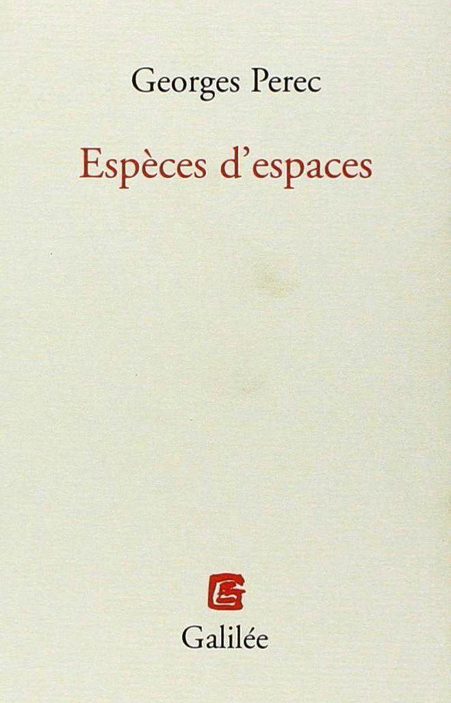 Georges Perec, lo spazio (seguito e fine)