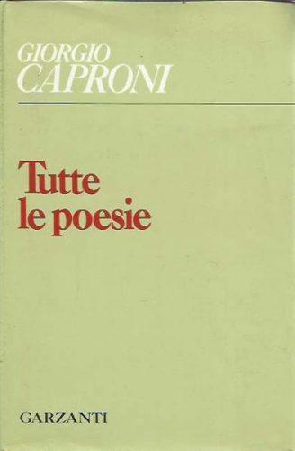 Giorgio Caproni, Perchè restare