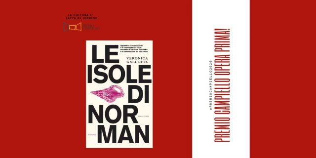 """Le isole di Norman"" di Veronica Galletta"