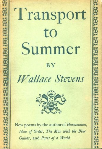 Wallace Stevens, Gigantomachia