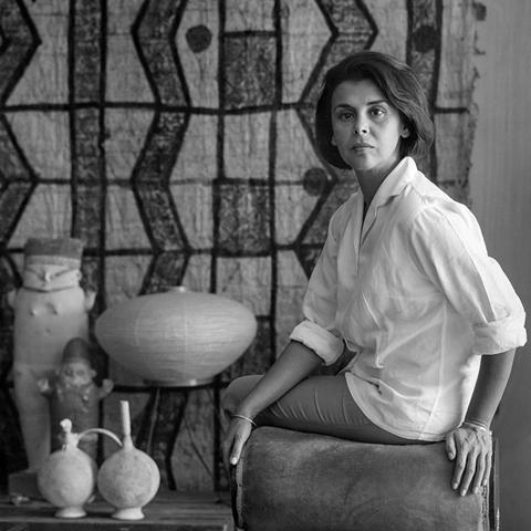 Blanca Varela, Casa di corvi