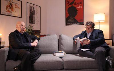 Leonardo Colombati a colloquio con Paolo Mieli